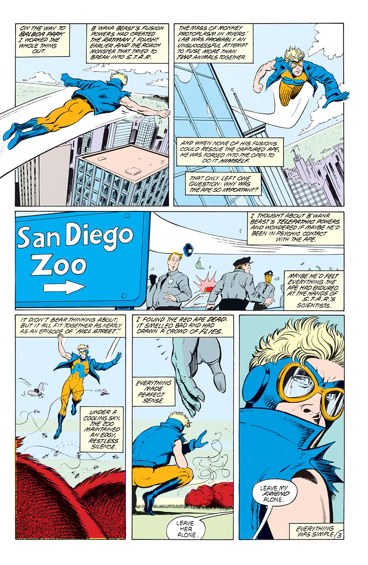 Read online Animal Man (1988) comic -  Issue #4 - 5
