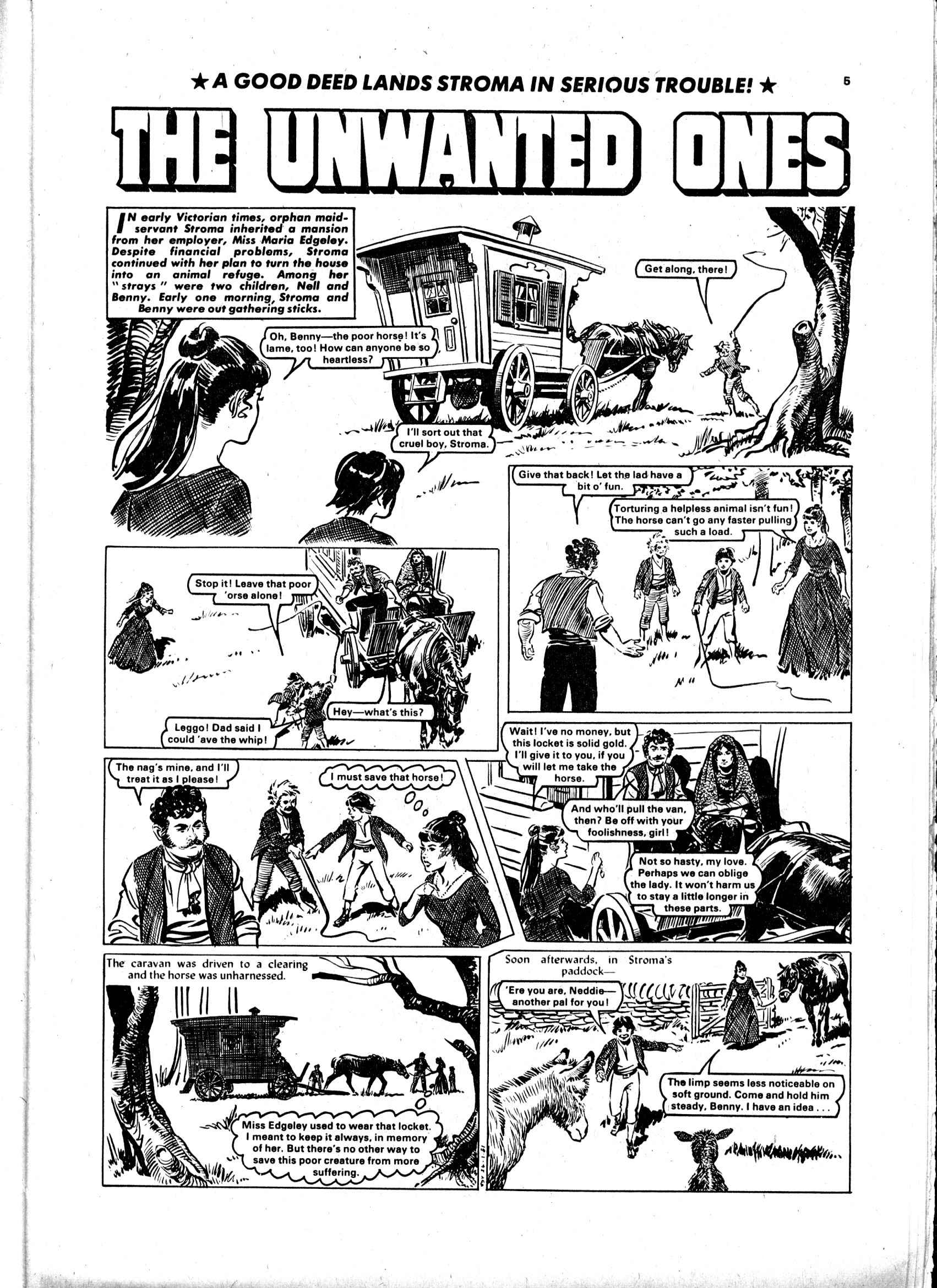 Read online Judy comic -  Issue #98 - 5