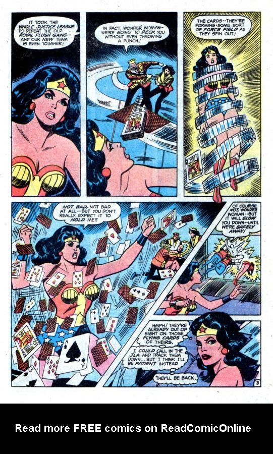 Read online Wonder Woman (1942) comic -  Issue #256 - 5
