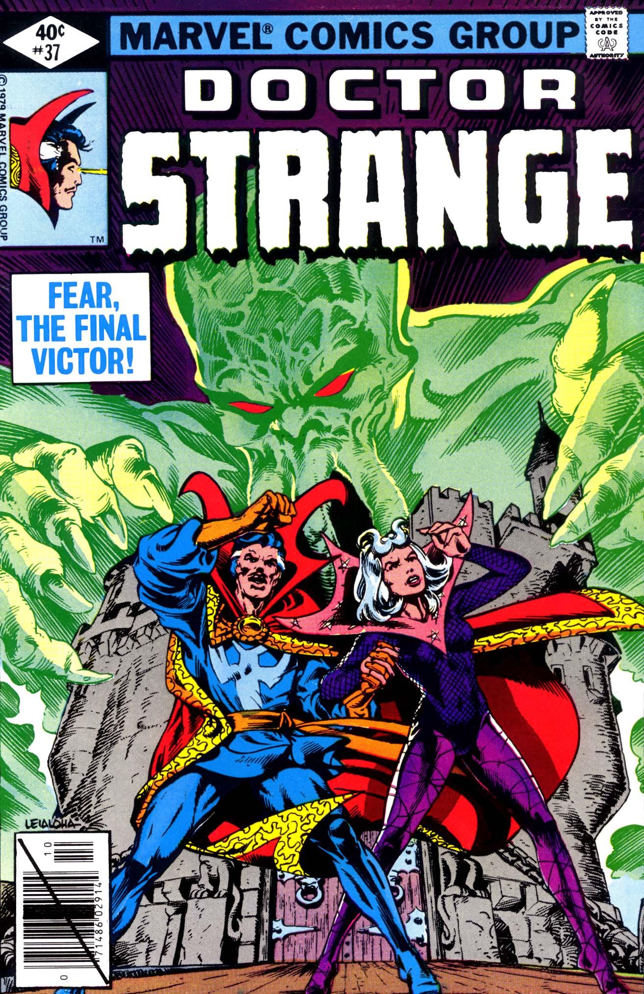 Doctor Strange (1974) 37 Page 1