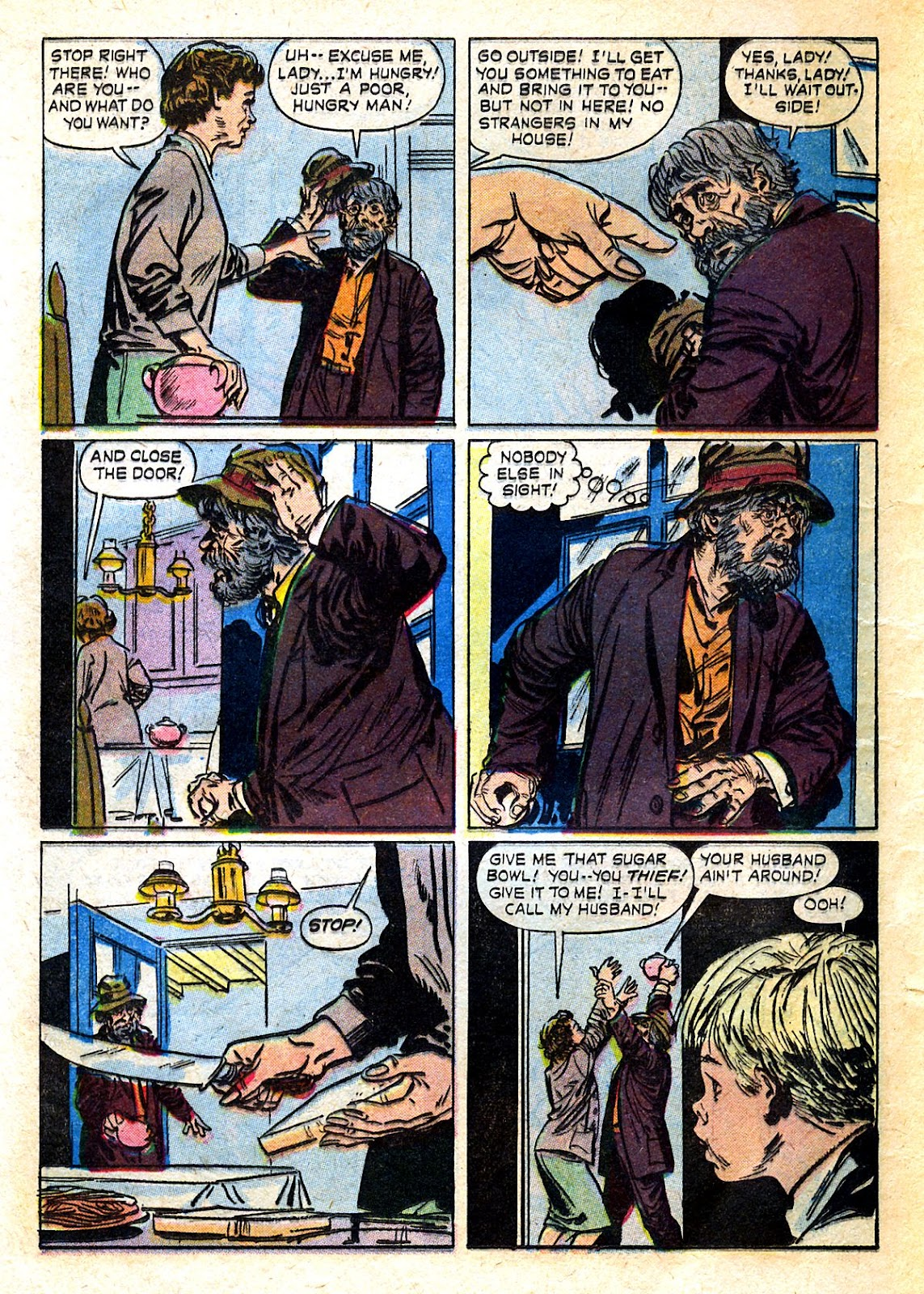 Four Color Comics issue 1195 - Page 16