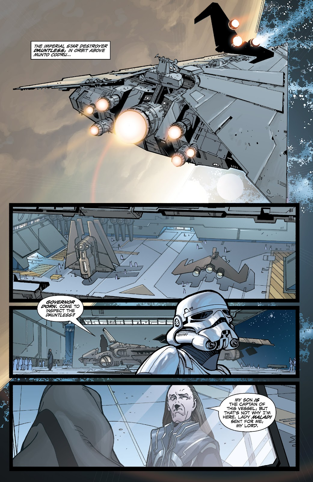 Read online Star Wars Legends: Legacy - Epic Collection comic -  Issue # TPB 1 (Part 3) - 57