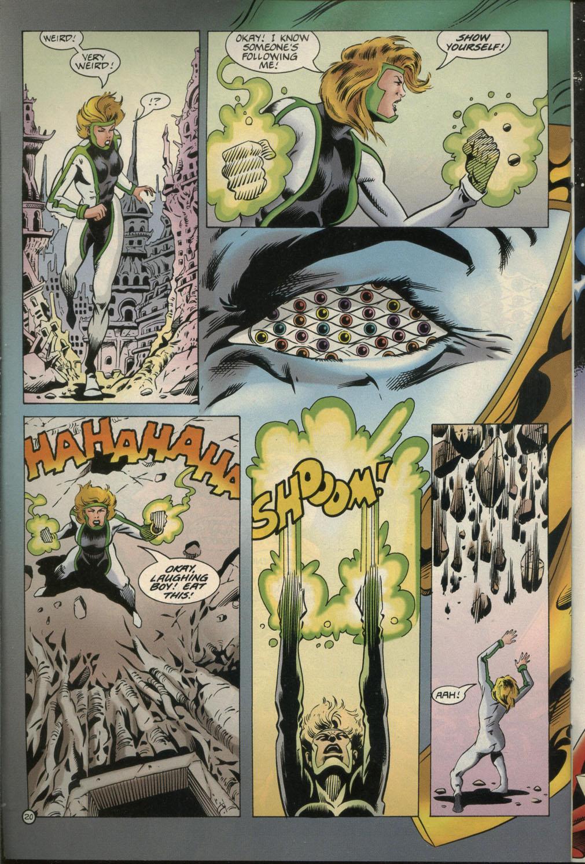 Read online Godwheel comic -  Issue #1 - 23