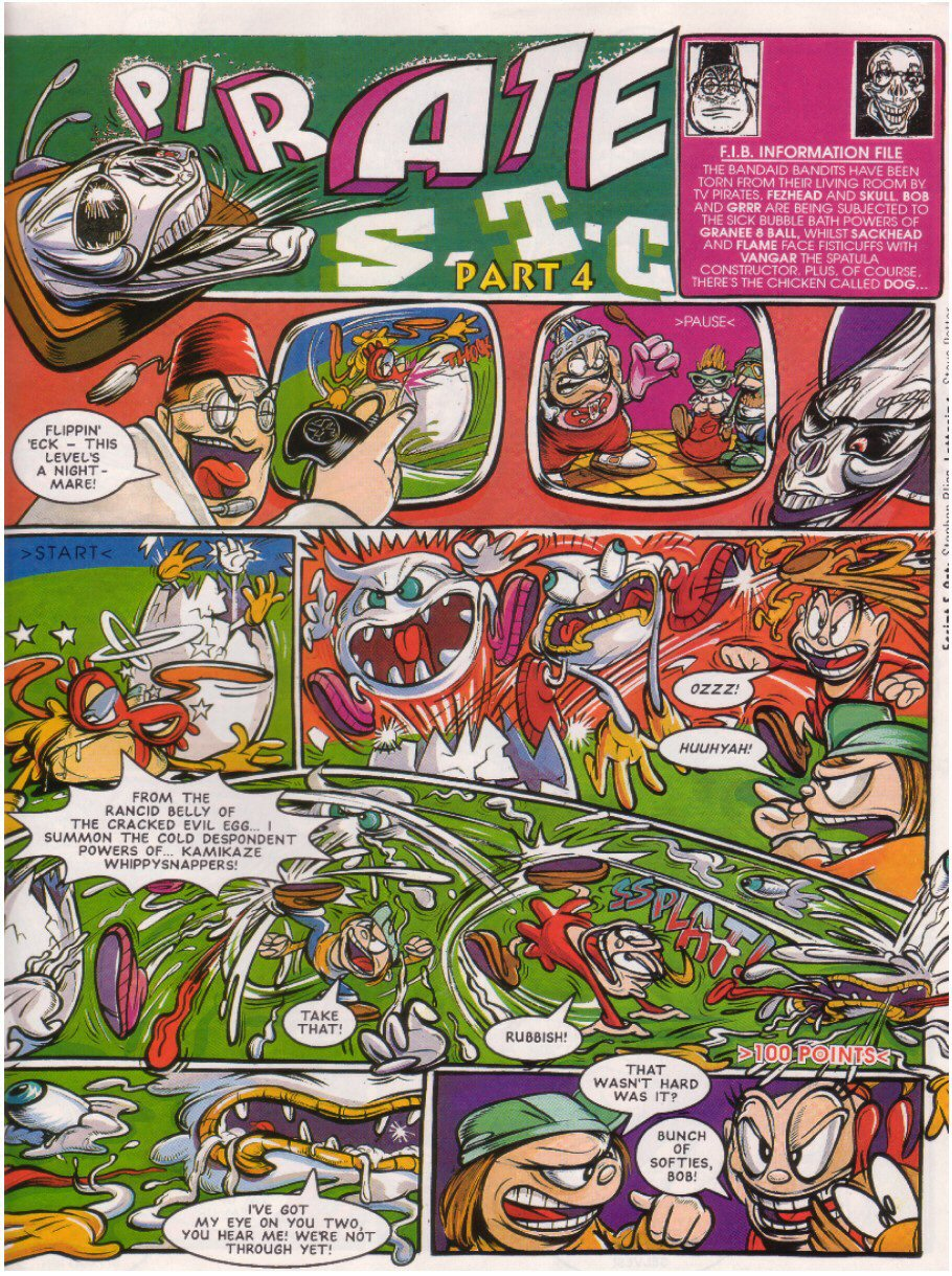 Read online Sonic the Comic comic -  Issue #31 - 26