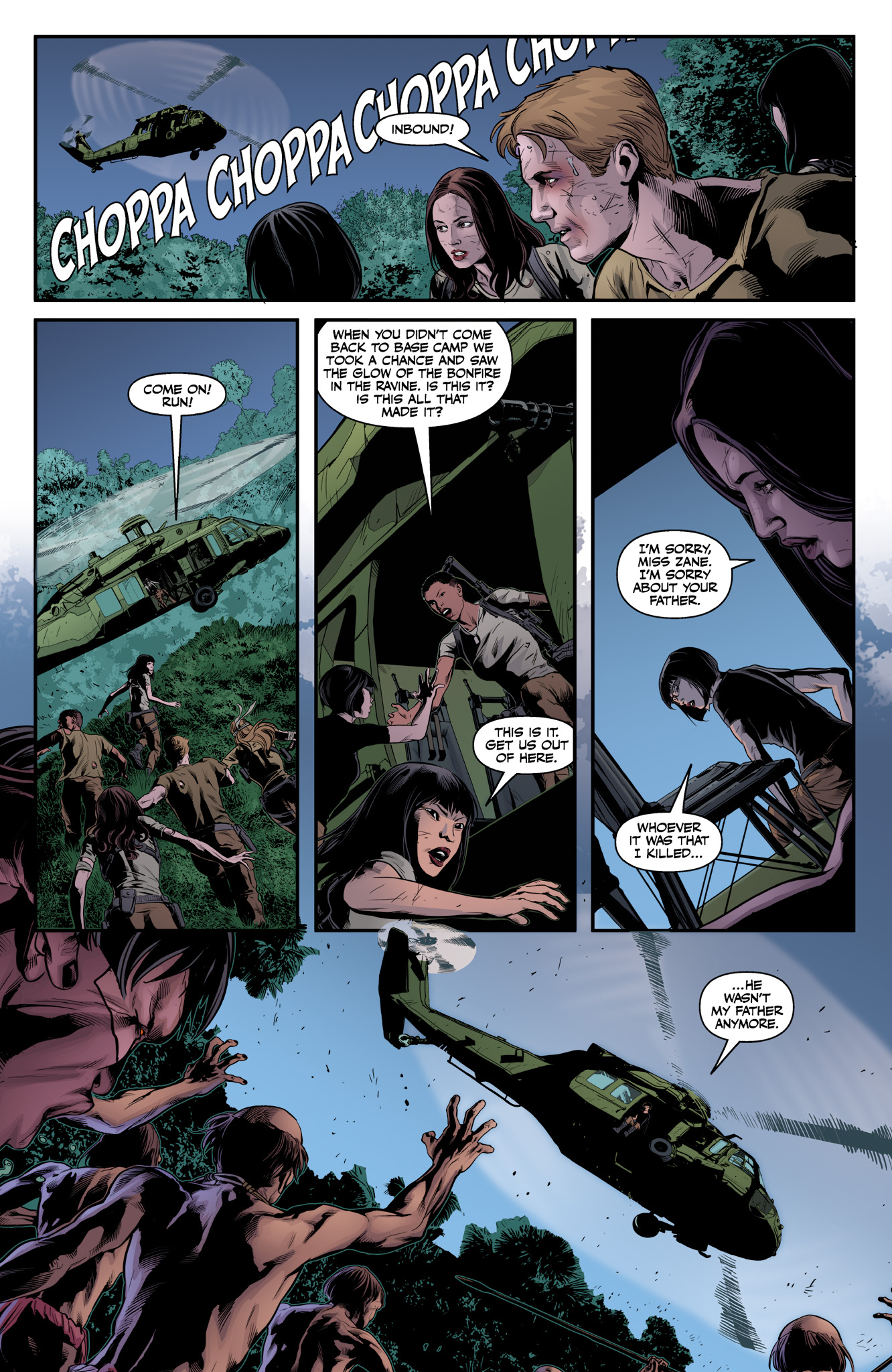 Read online Angel & Faith Season 10 comic -  Issue #10 - 16