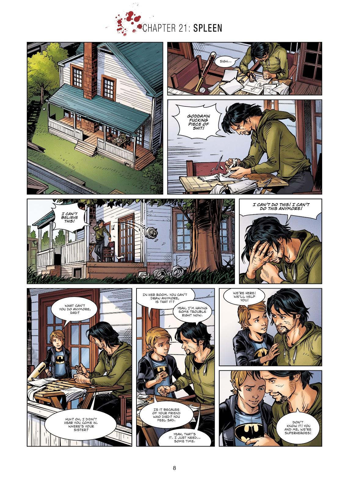 Read online Vigilantes comic -  Issue #4 - 8