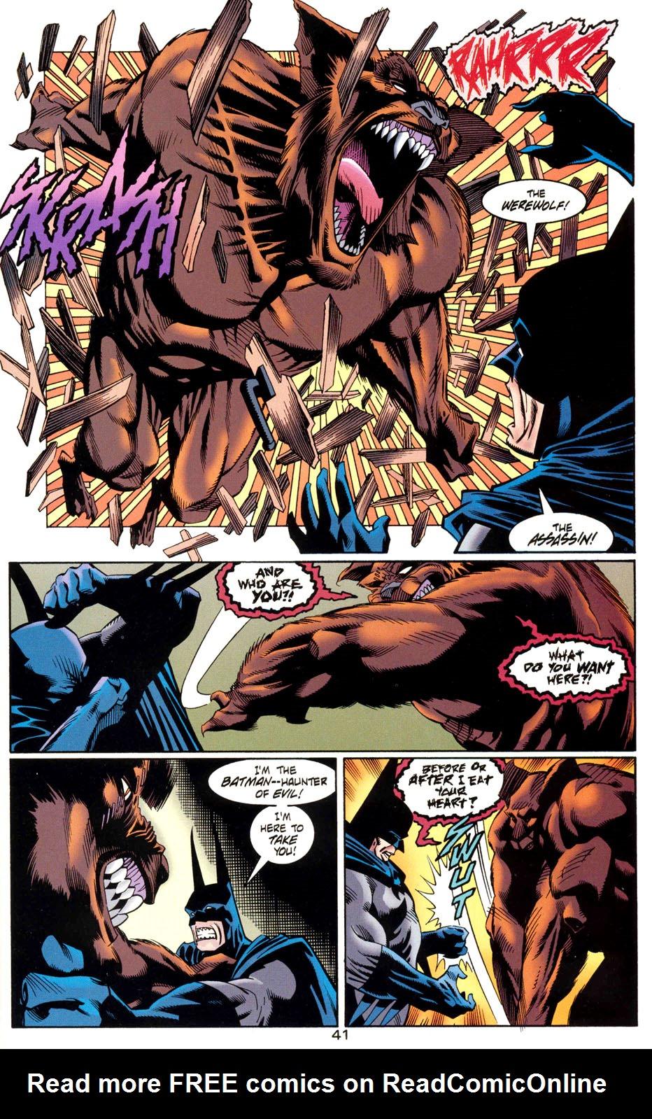Read online Batman: Haunted Gotham comic -  Issue #1 - 43