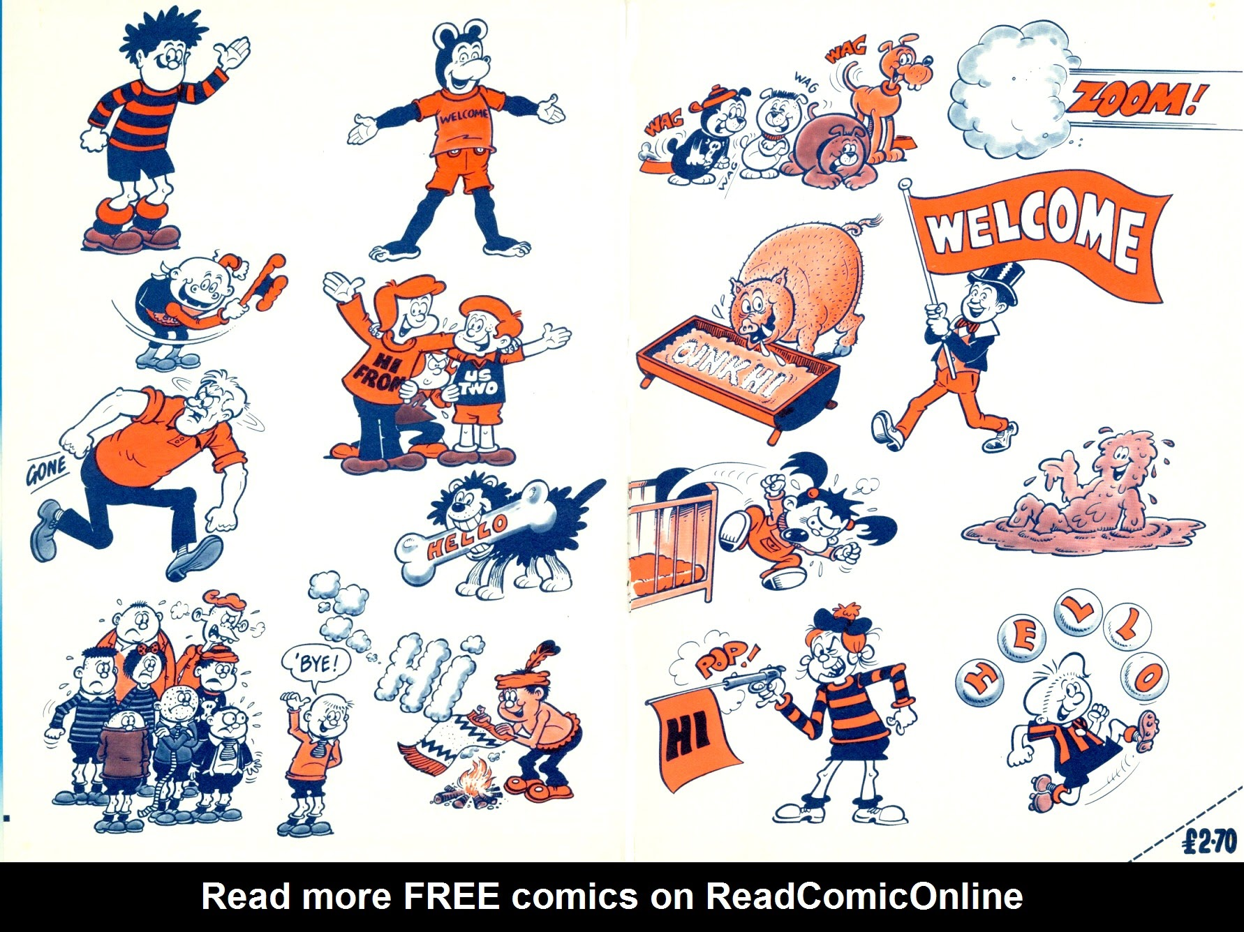 The Beano Book (Annual) 1987 Page 2