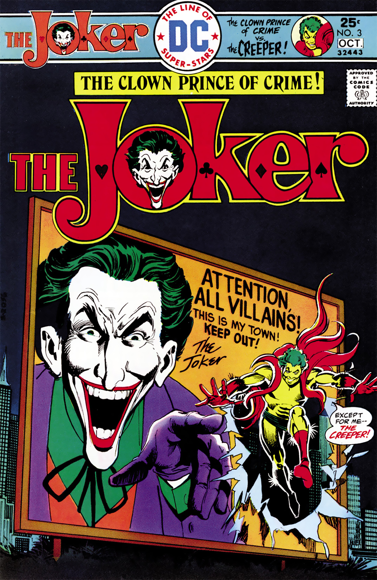 The Joker issue 3 - Page 1
