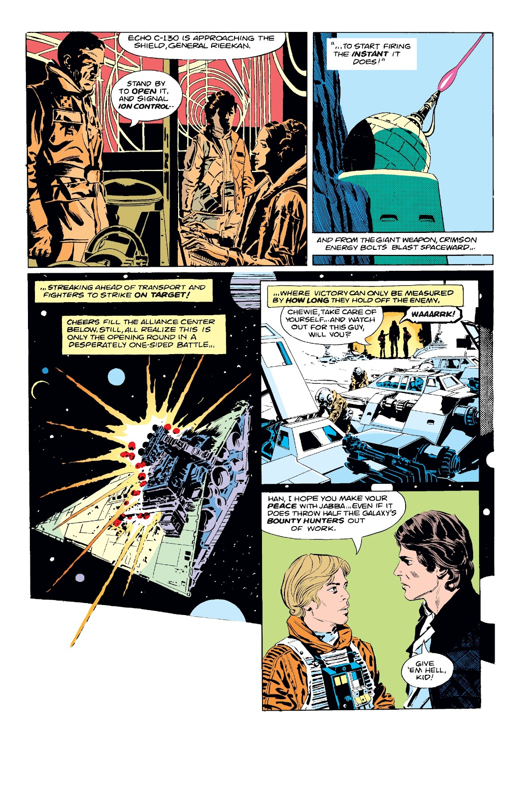 Read online Star Wars Legends: The Original Marvel Years - Epic Collection comic -  Issue # TPB 3 (Part 1) - 32