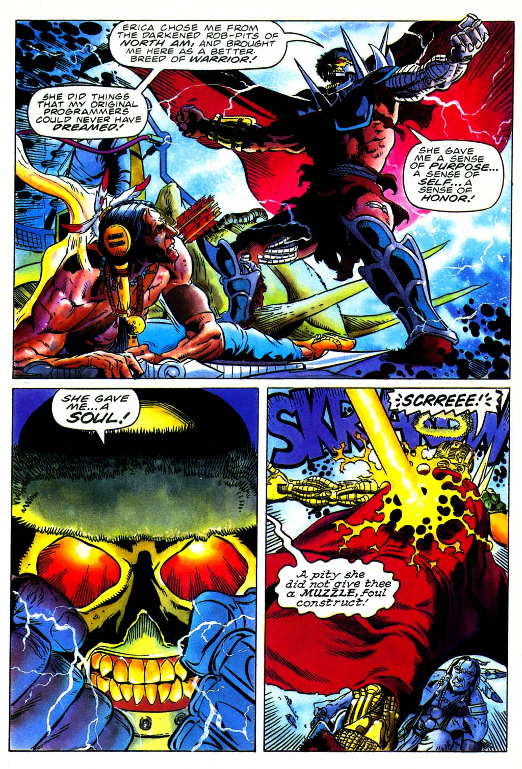 Read online Turok, Dinosaur Hunter (1993) comic -  Issue #27 - 18