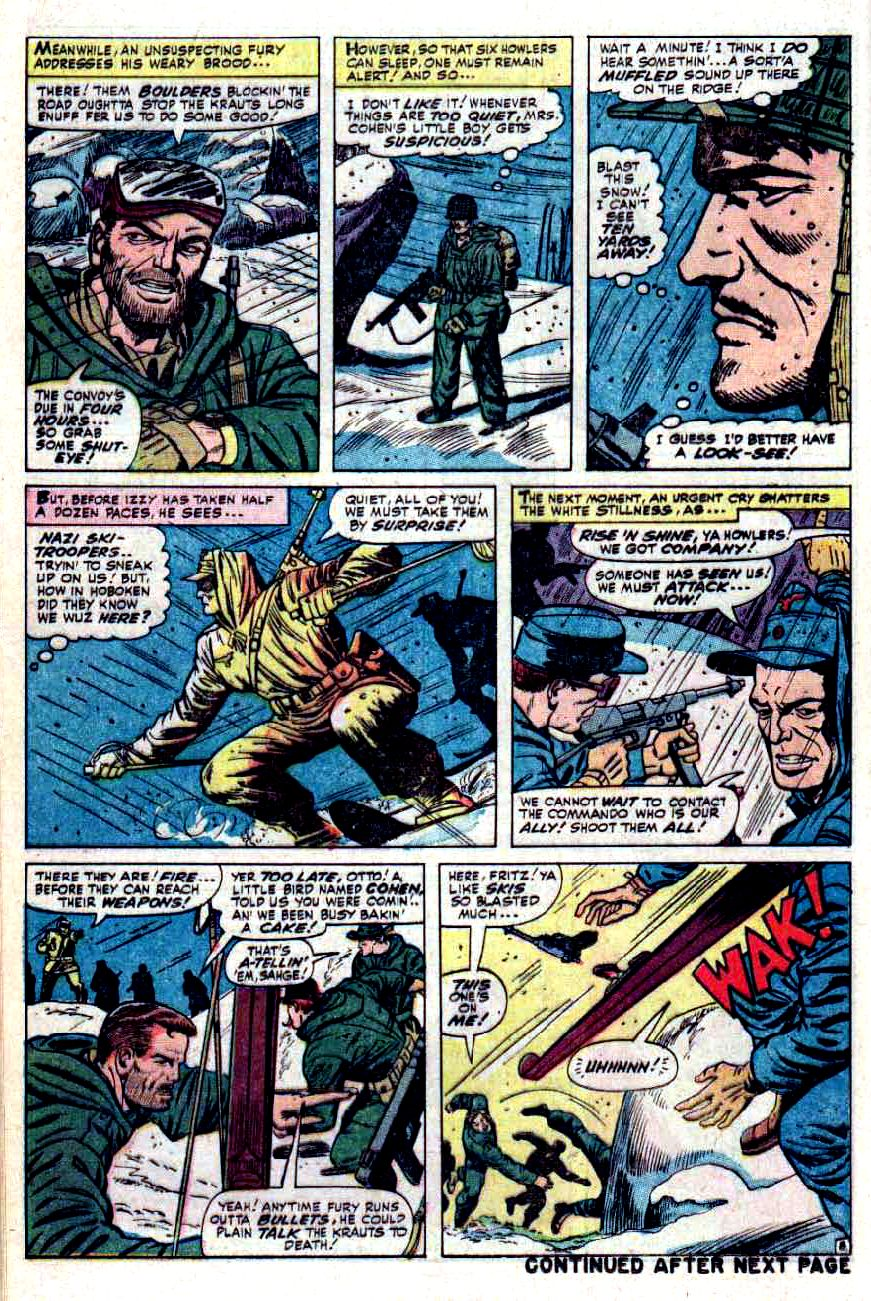 Read online Sgt. Fury comic -  Issue #32 - 12