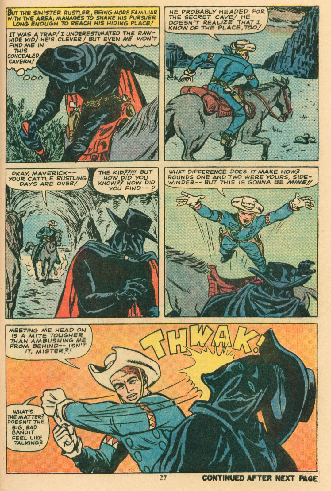 The Rawhide Kid (1955) issue 117 - Page 17