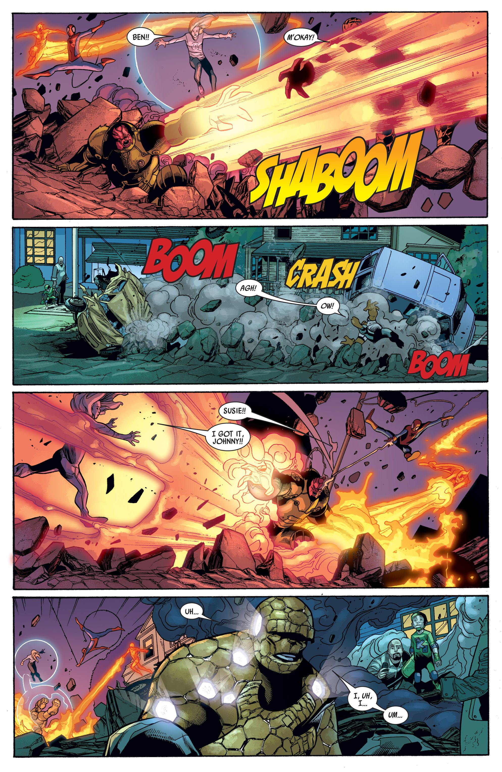 Read online Ultimate Comics Doomsday comic -  Issue # Full - 61