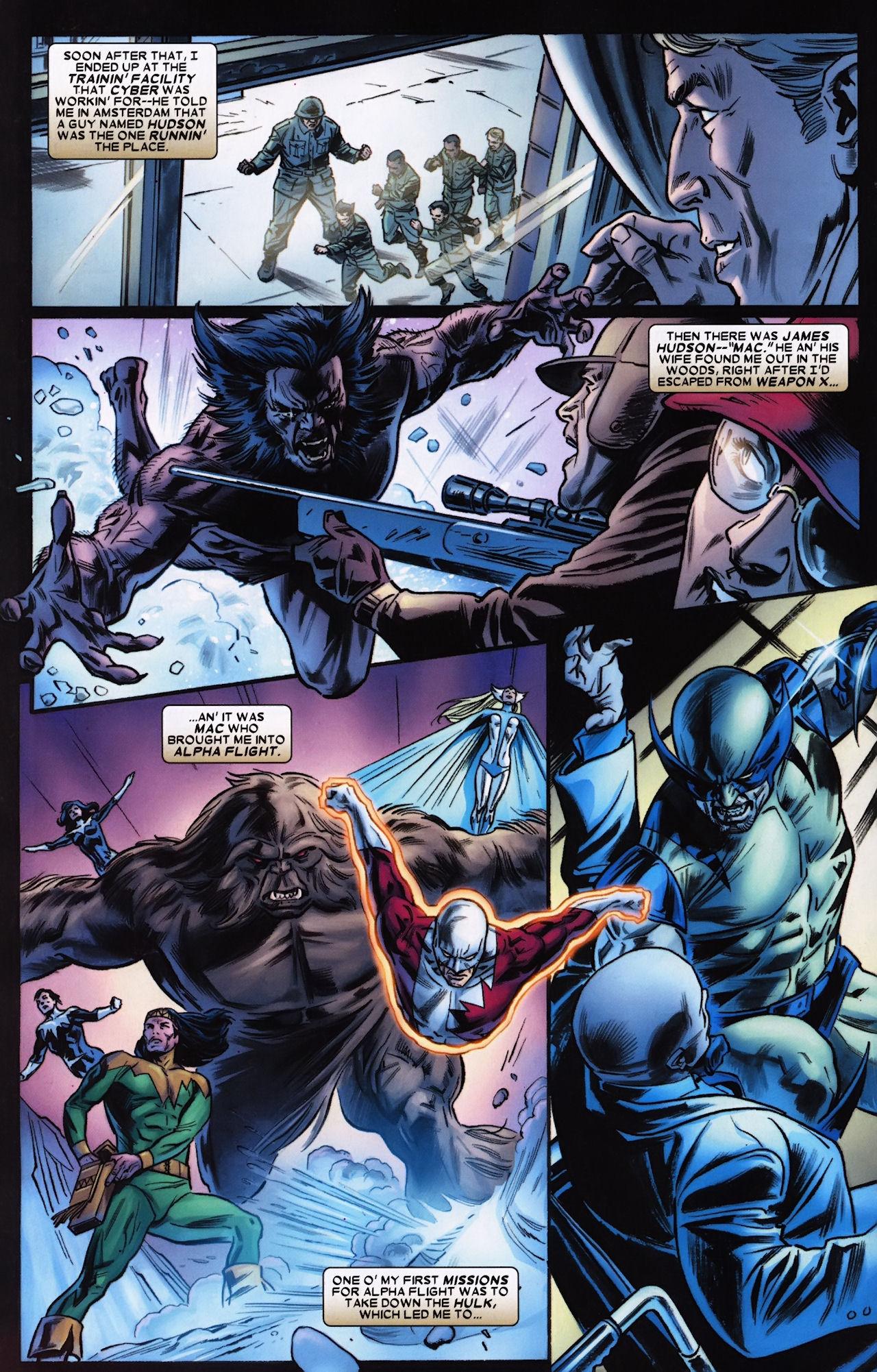 Read online Wolverine: Origins comic -  Issue #33 - 8