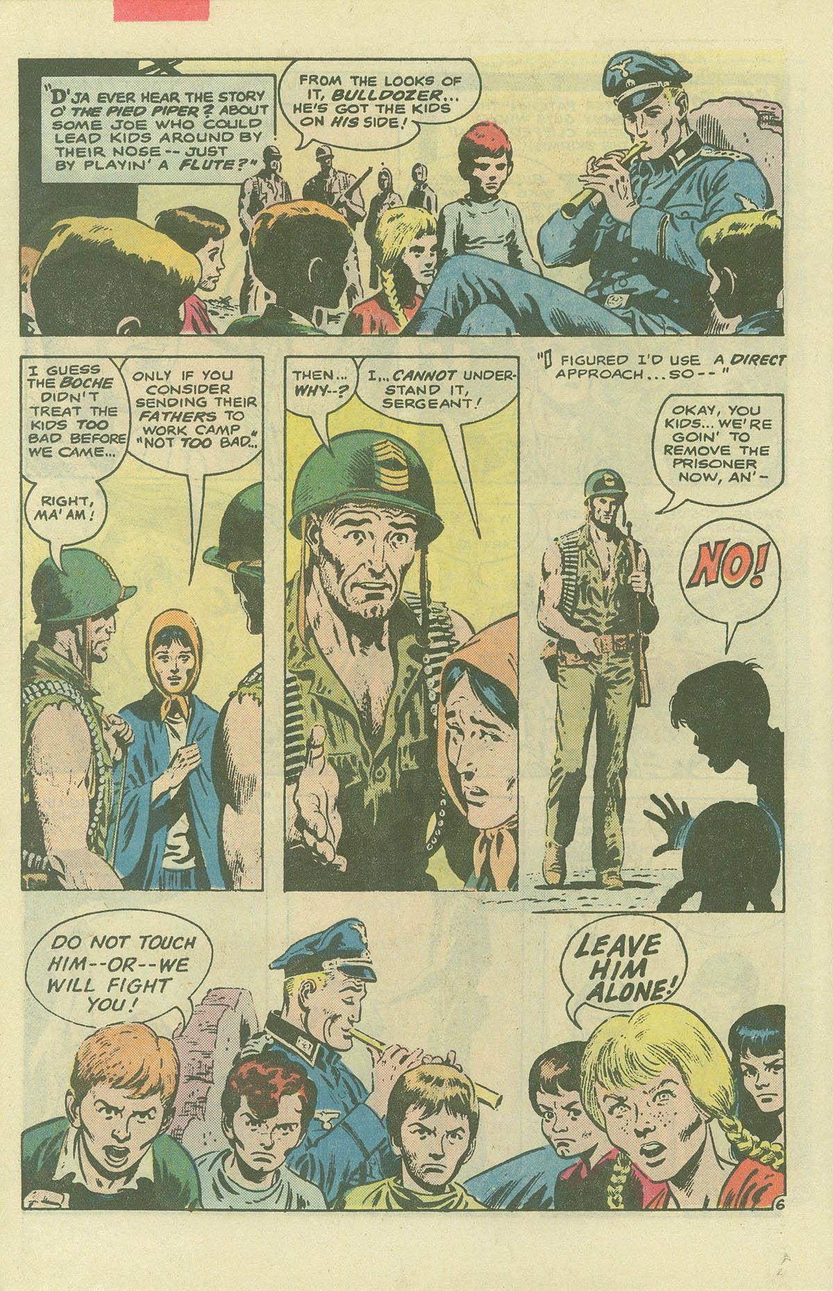 Read online Sgt. Rock comic -  Issue #396 - 23