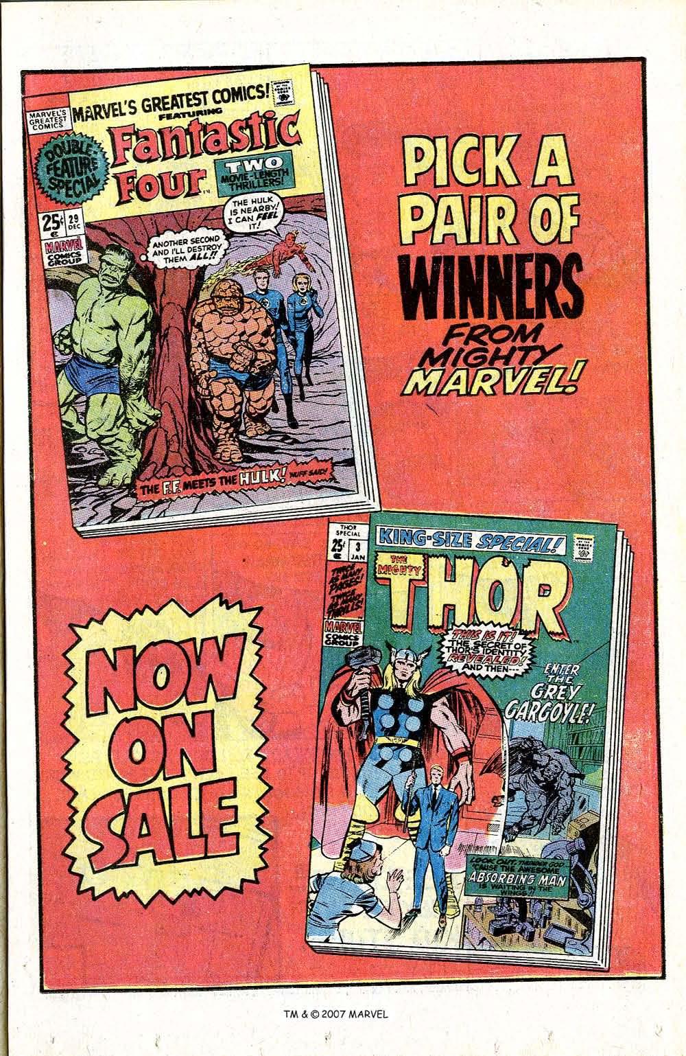 Read online Captain America (1968) comic -  Issue # _Annual 1 - 13