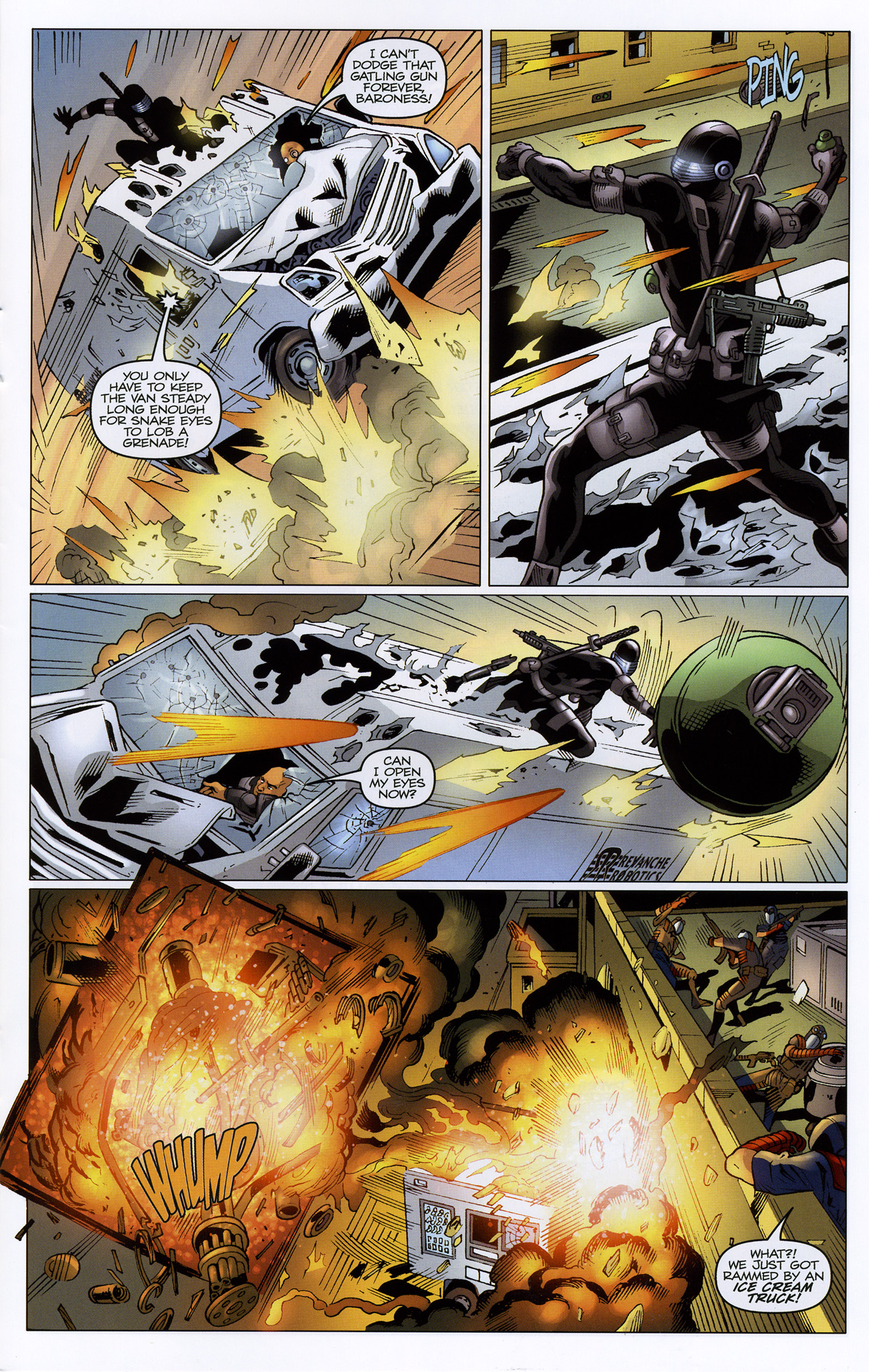 G.I. Joe: A Real American Hero 178 Page 21
