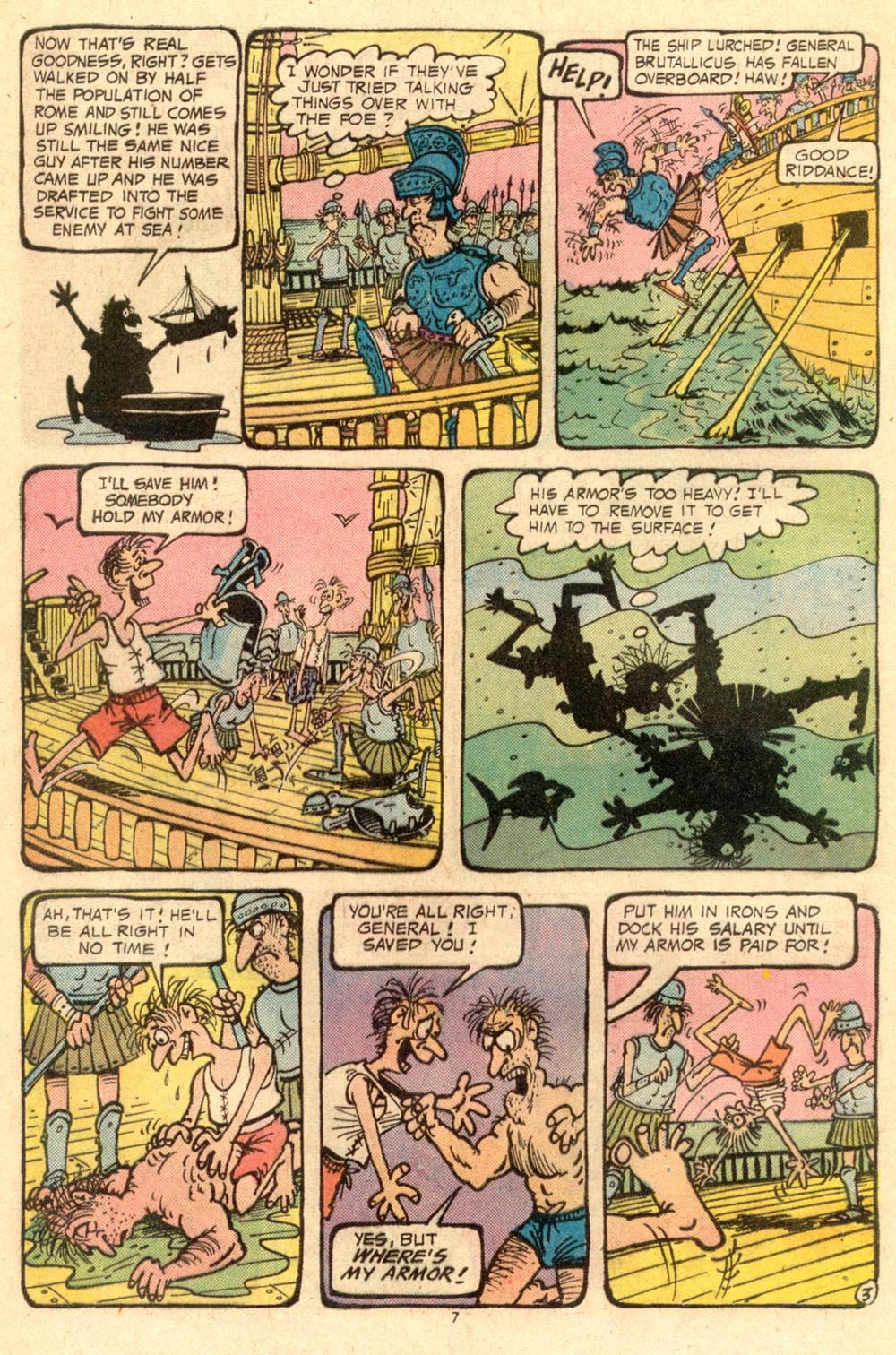 Read online Plop! comic -  Issue #10 - 8