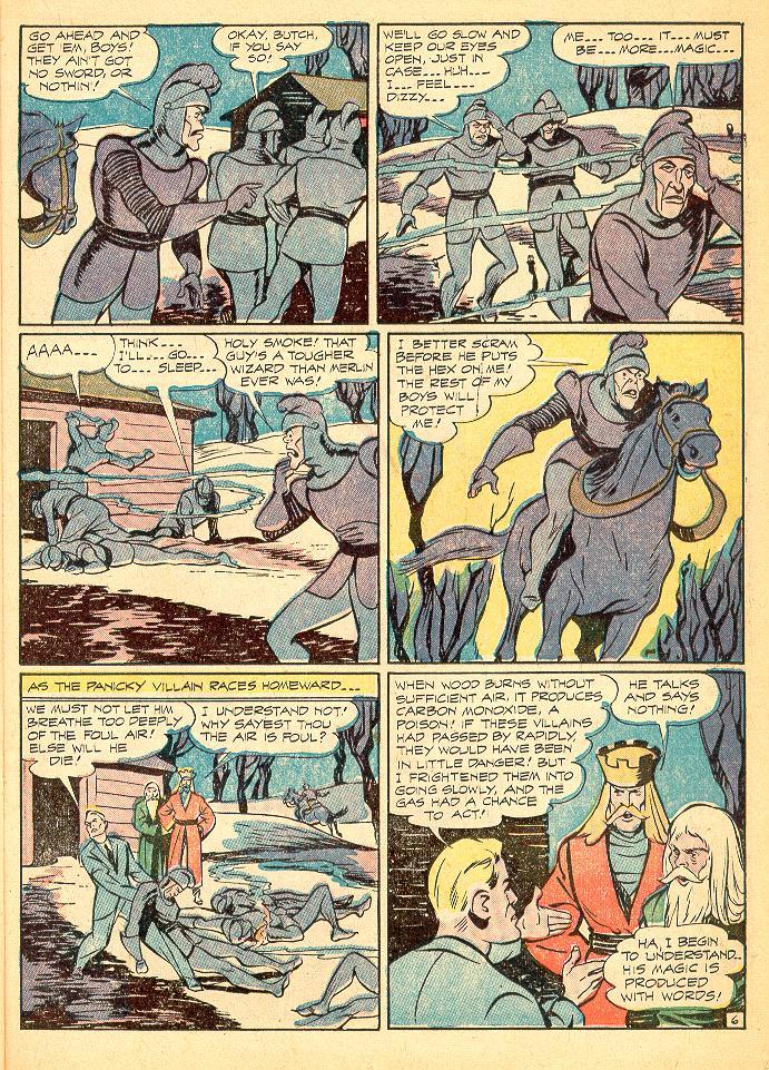 Read online Adventure Comics (1938) comic -  Issue #91 - 25