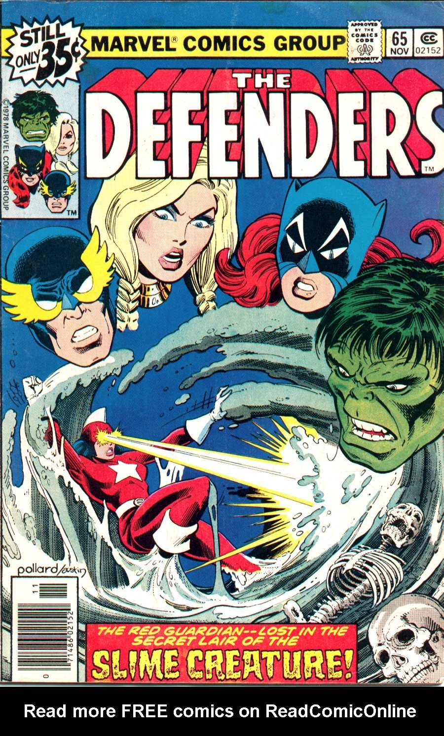 The Defenders (1972) 65 Page 1