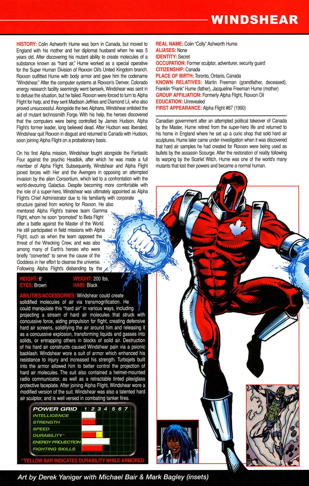 Read online All-New Official Handbook of the Marvel Universe A to Z comic -  Issue #12 - 39