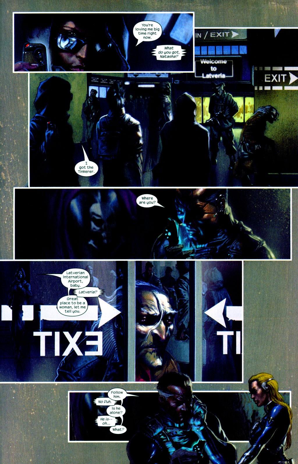 Read online Secret War comic -  Issue #1 - 18