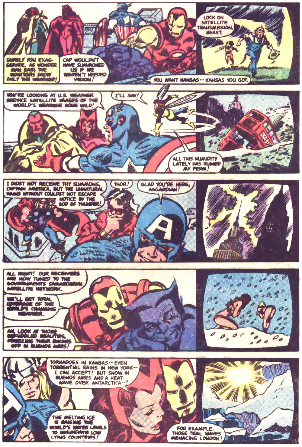 The Avengers (1963) 210 Page 2