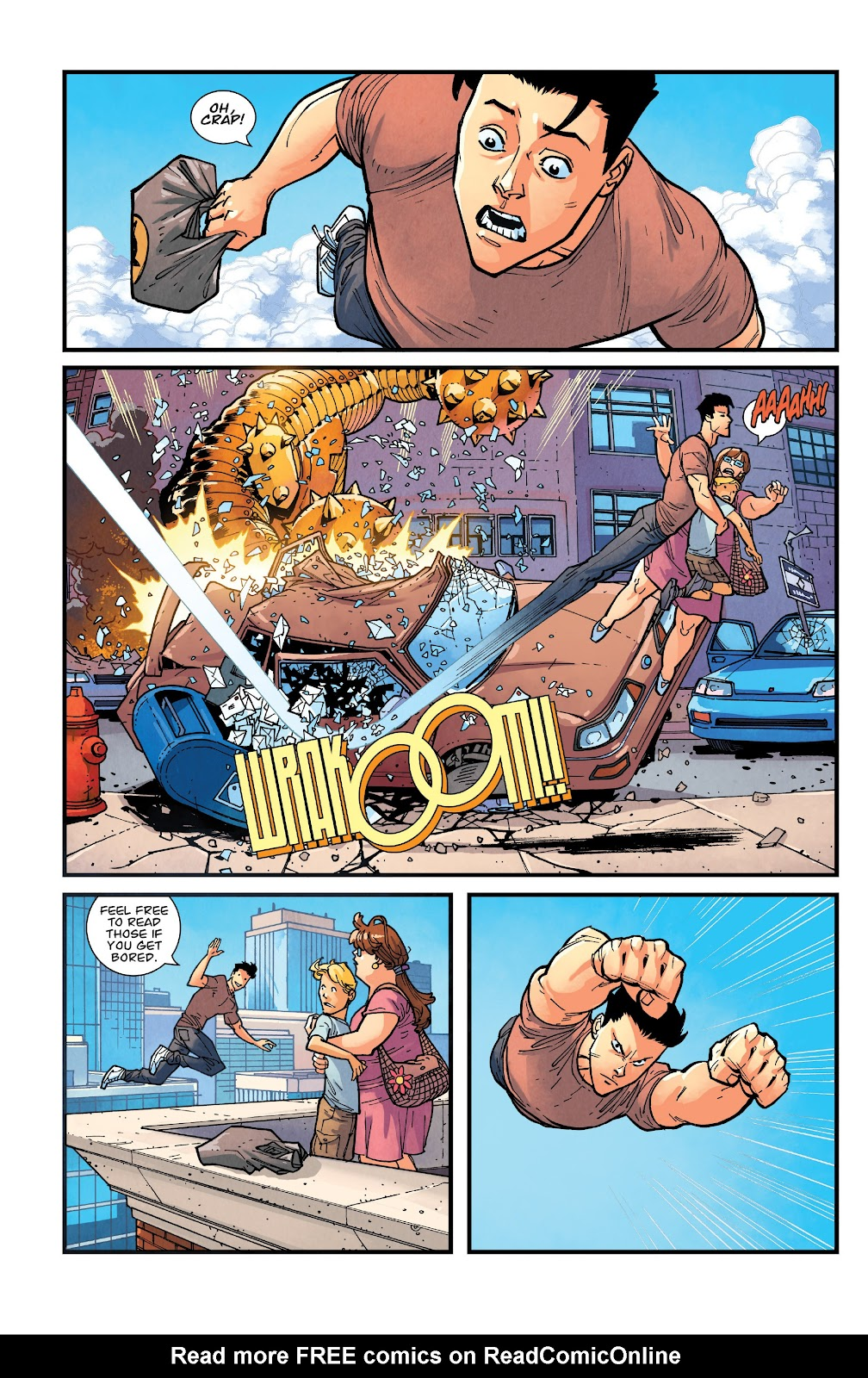 Invincible (2003) issue TPB 21 - Modern Family - Page 48