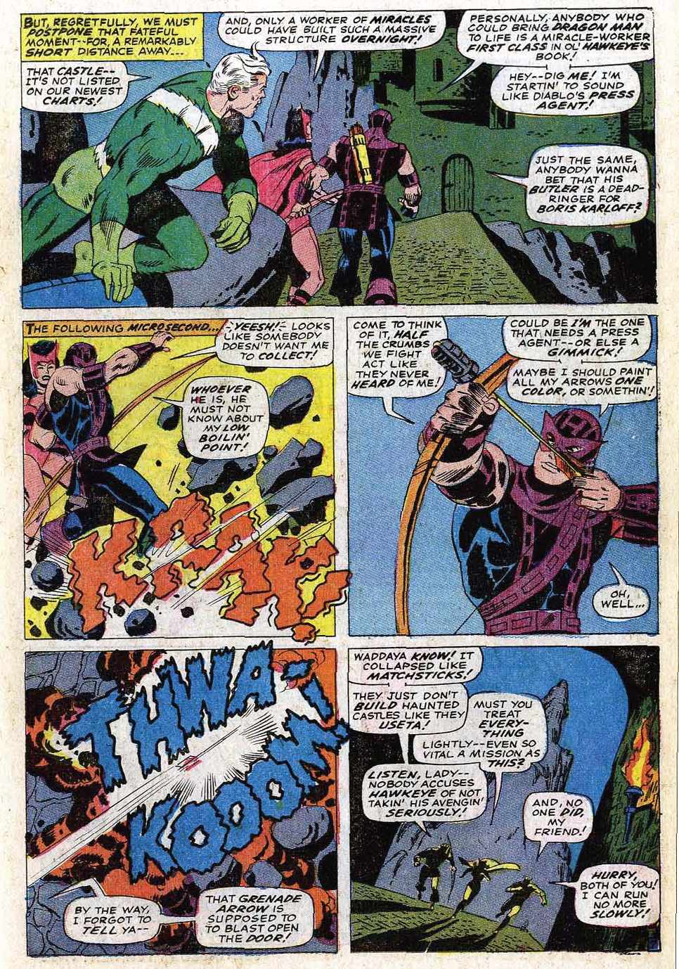 The Avengers (1963) 42 Page 10