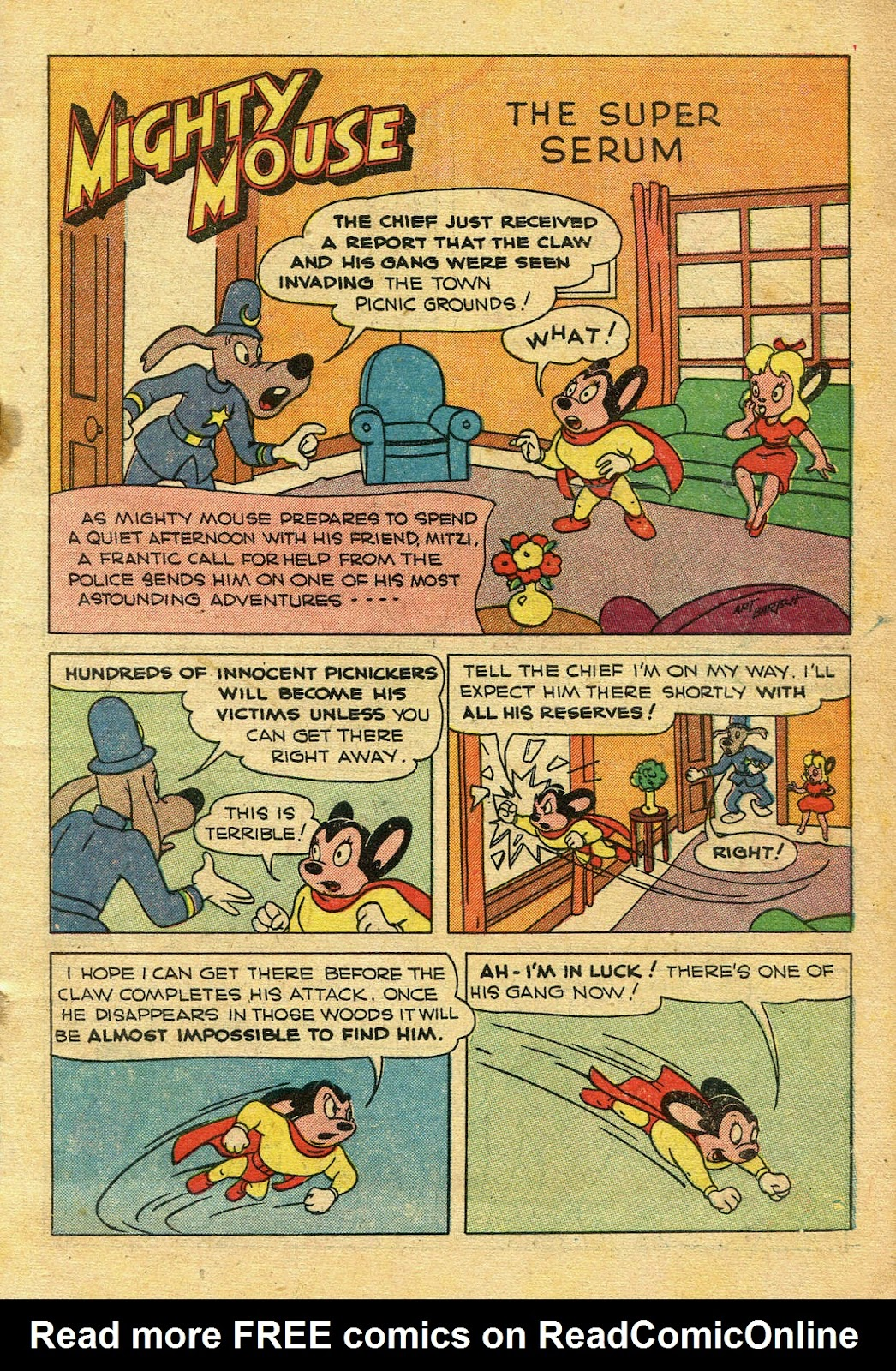 Terry-Toons Comics issue 80 - Page 3