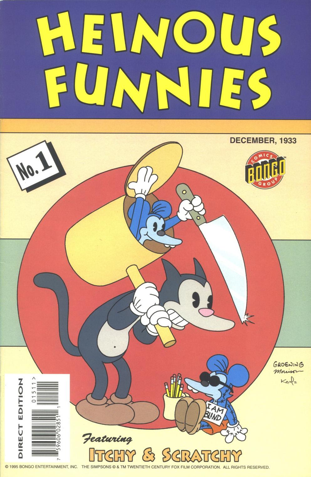 Read online Simpsons Comics comic -  Issue #15 - 31