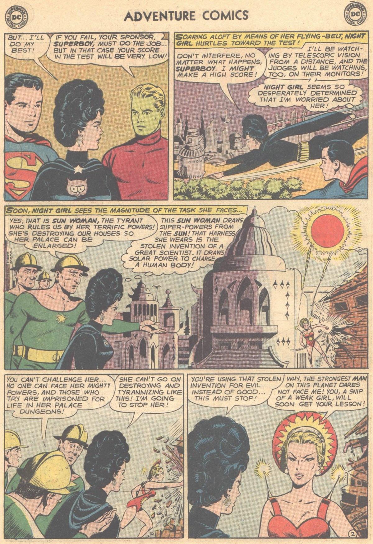 Read online Adventure Comics (1938) comic -  Issue #501 - 91