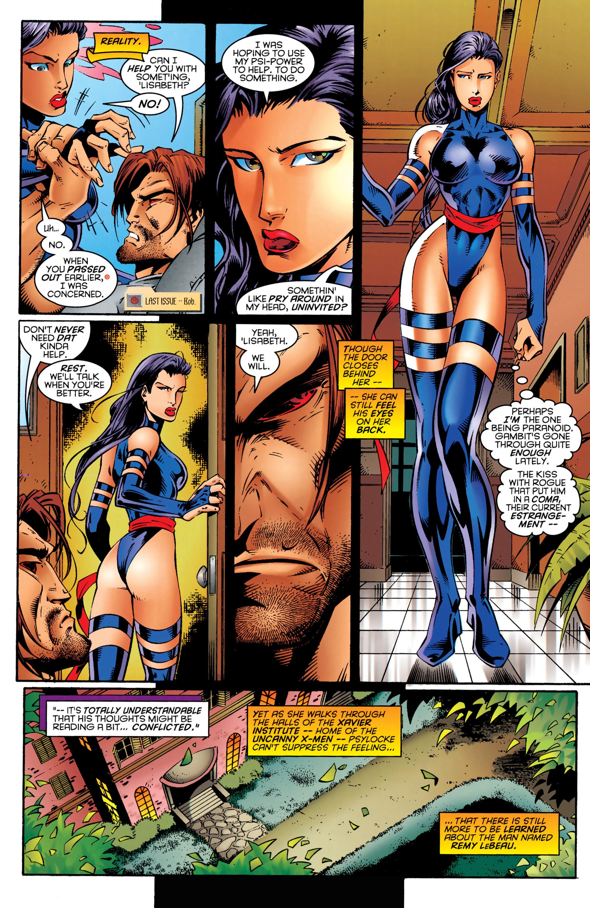 Read online Uncanny X-Men (1963) comic -  Issue #324 - 5