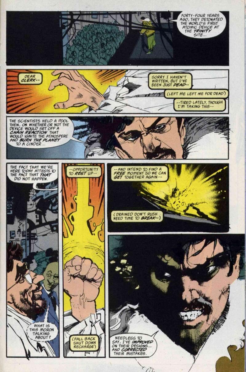 Read online Doctor Zero comic -  Issue #2 - 29