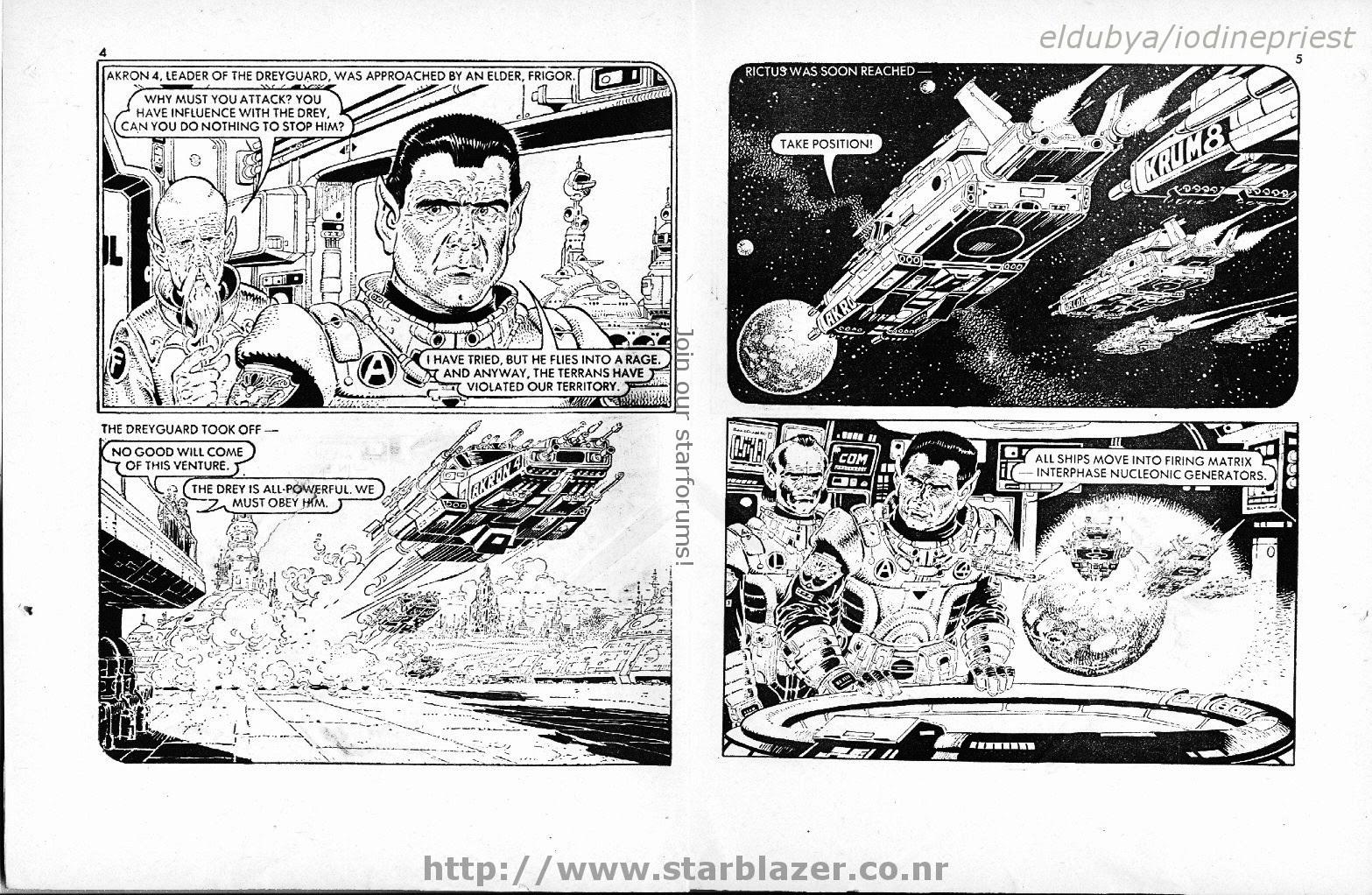 Starblazer issue 107 - Page 4