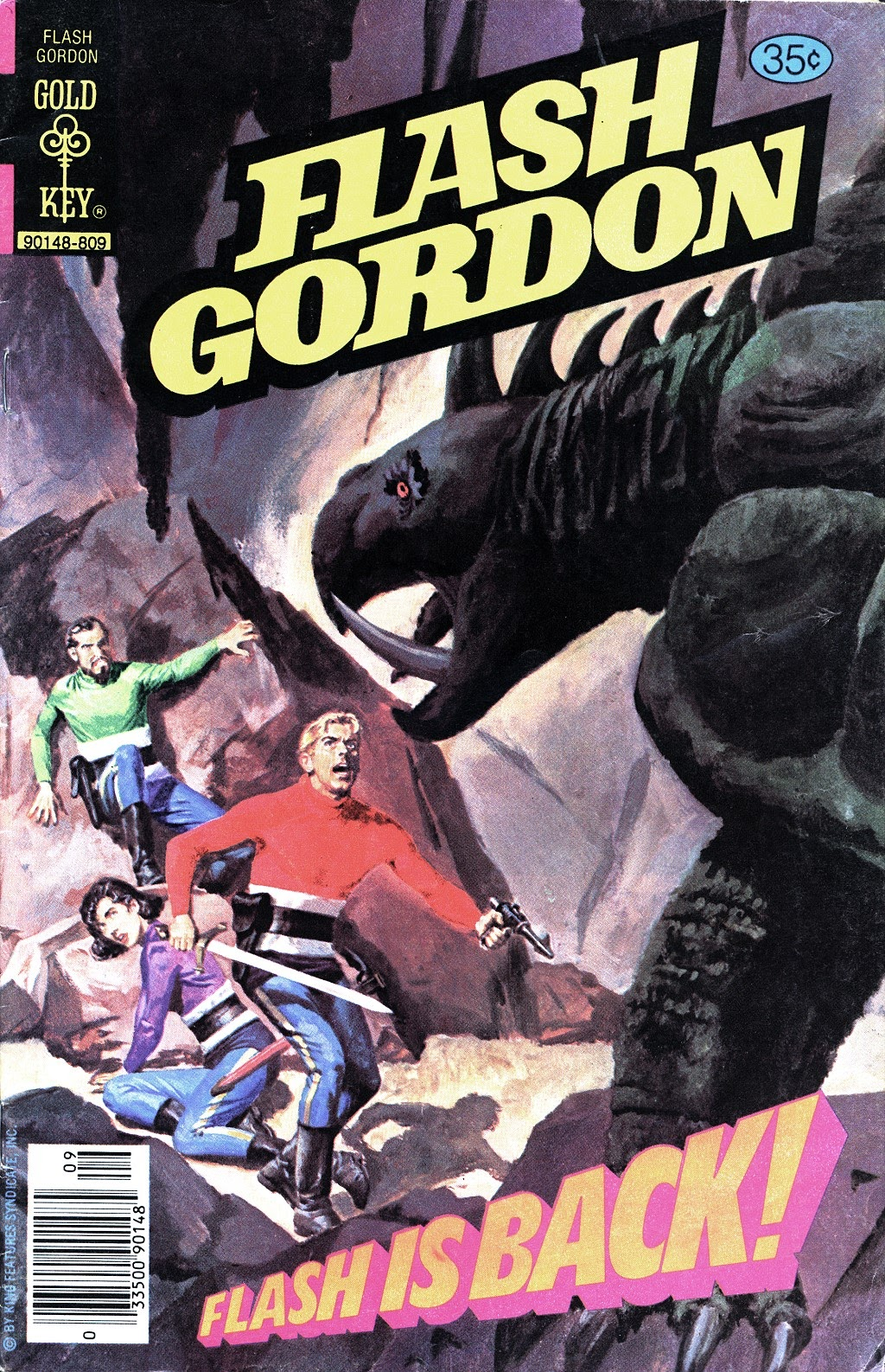 Flash Gordon (1978) 19 Page 1