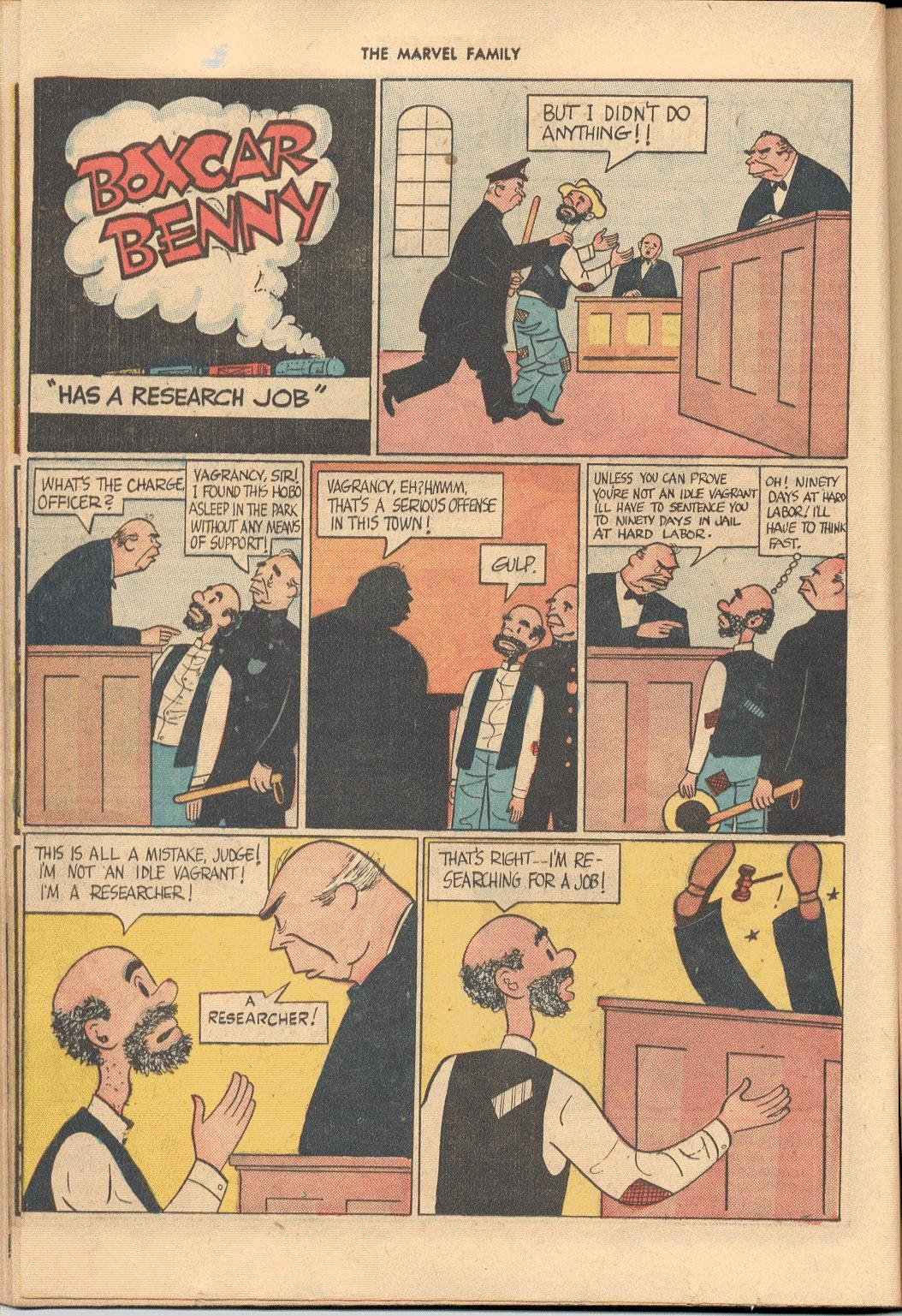 The Marvel Family issue 38 - Page 24