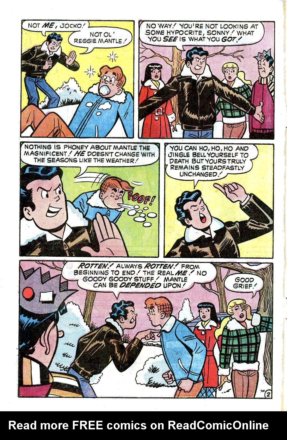 Read online Archie (1960) comic -  Issue #232 - 4