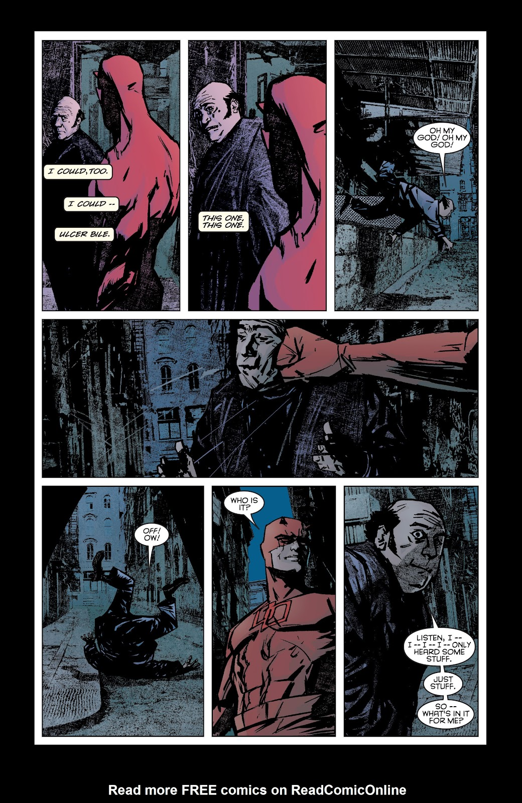Read online Daredevil (1998) comic -  Issue # _Ultimate_Collection TPB 1 (Part 2) - 61