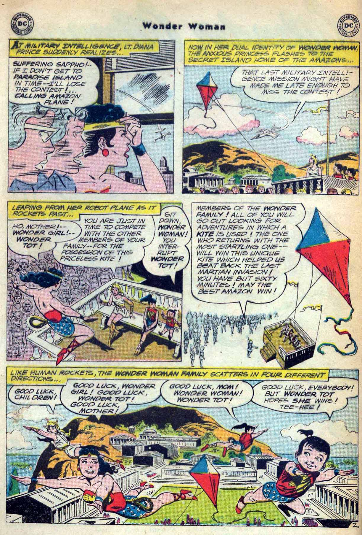 Read online Wonder Woman (1942) comic -  Issue #138 - 4
