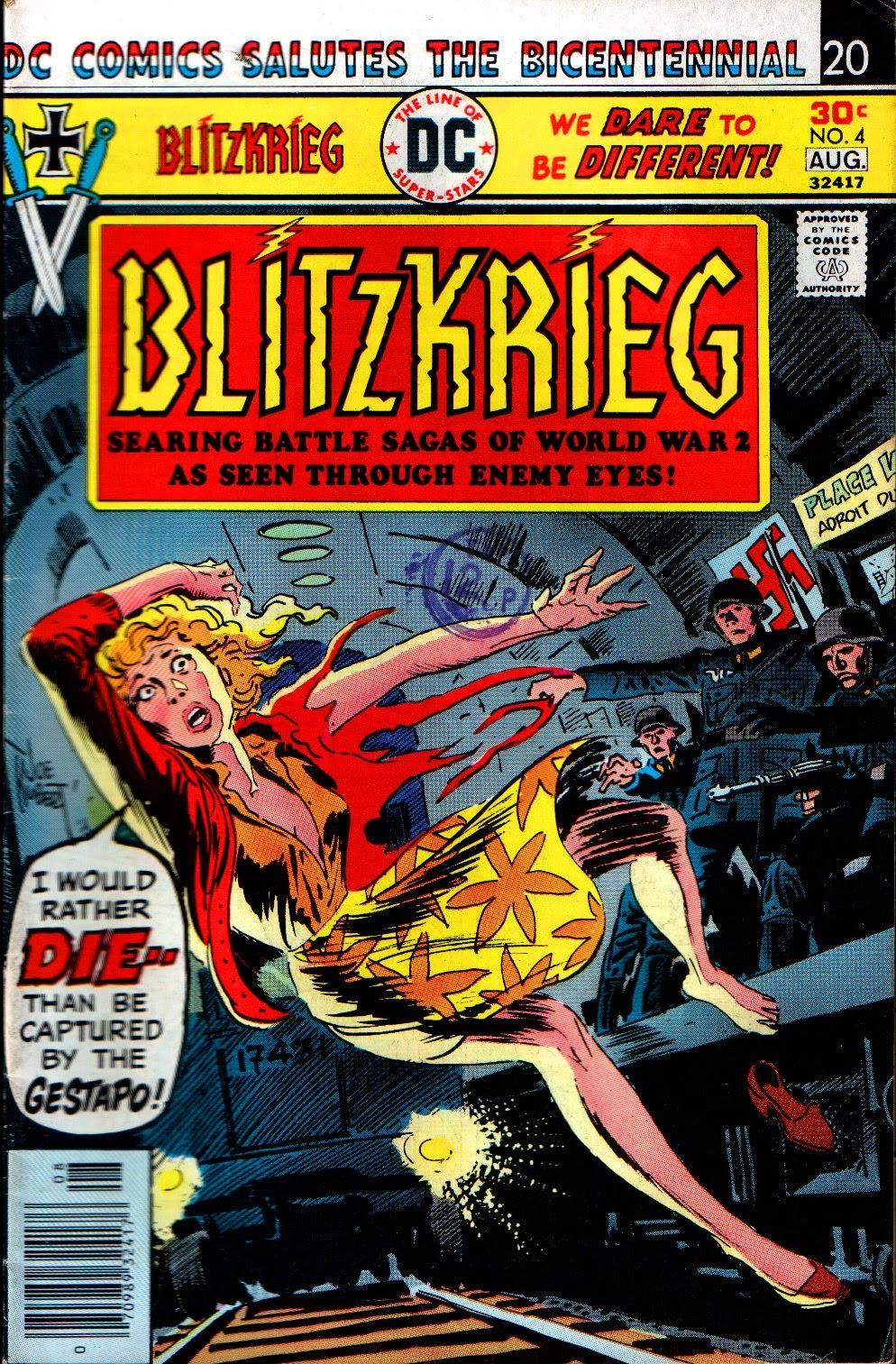 Blitzkrieg 4 Page 1
