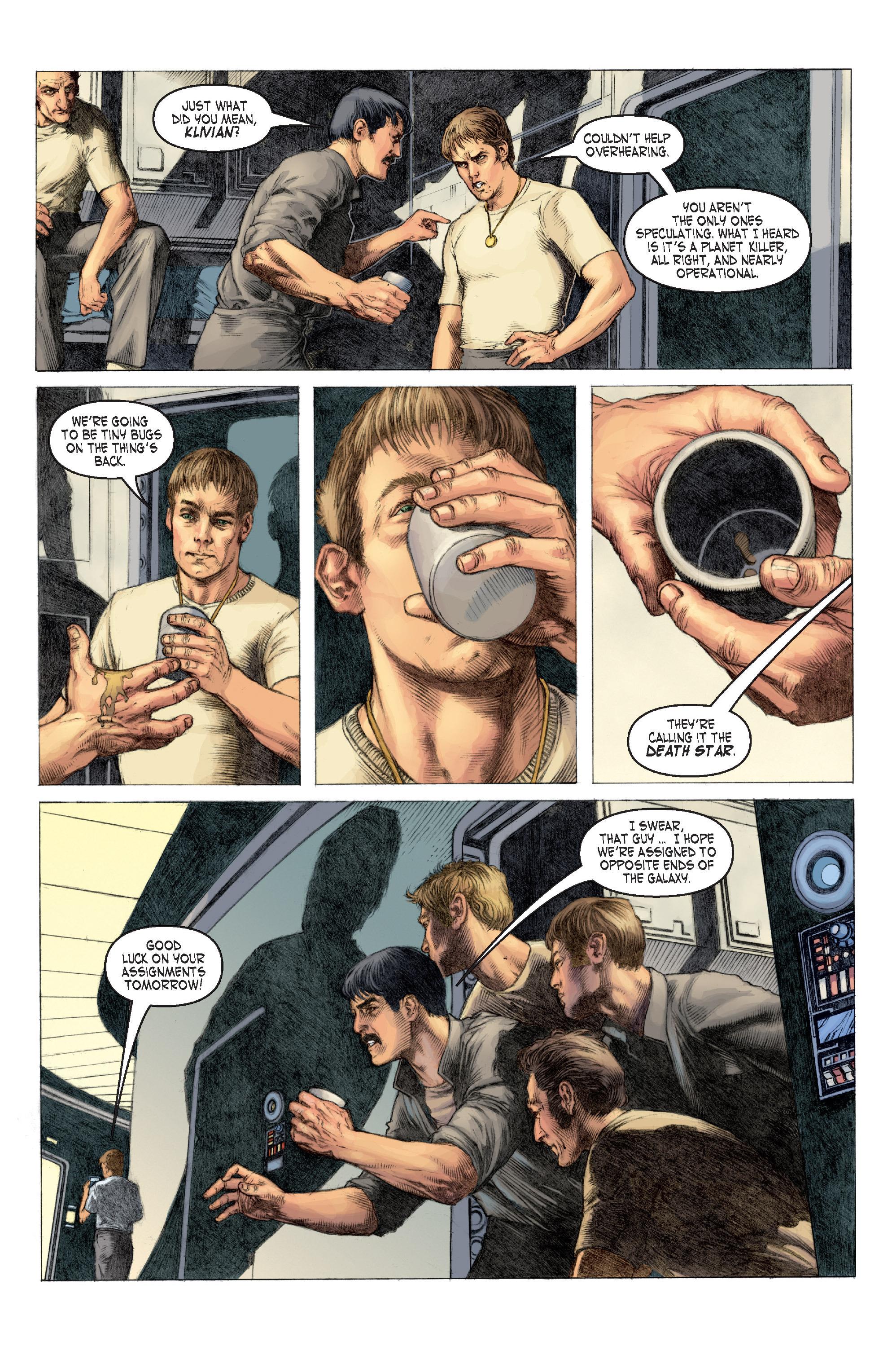 Read online Star Wars Omnibus comic -  Issue # Vol. 22 - 37