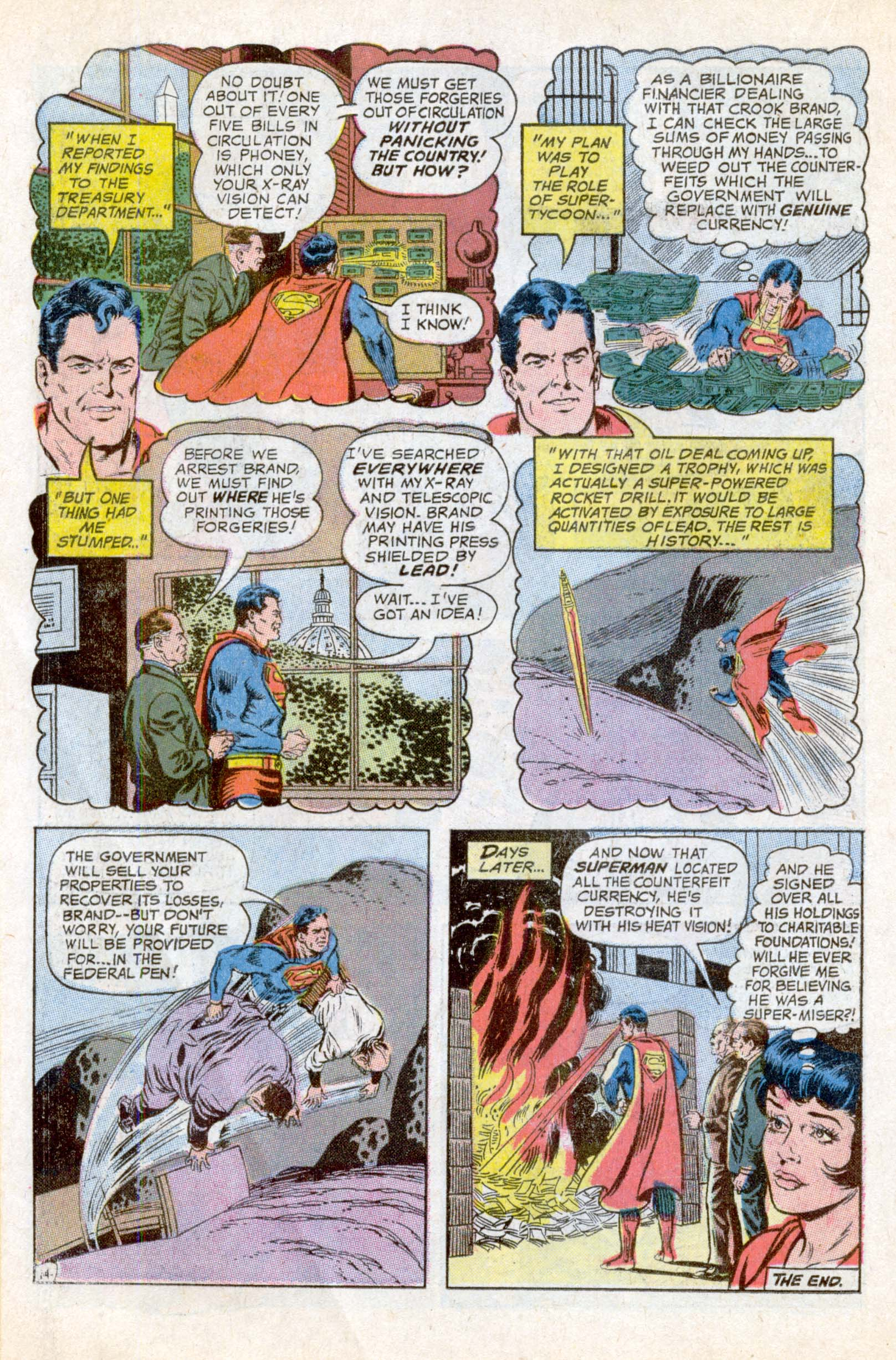 Read online Action Comics (1938) comic -  Issue #394 - 19