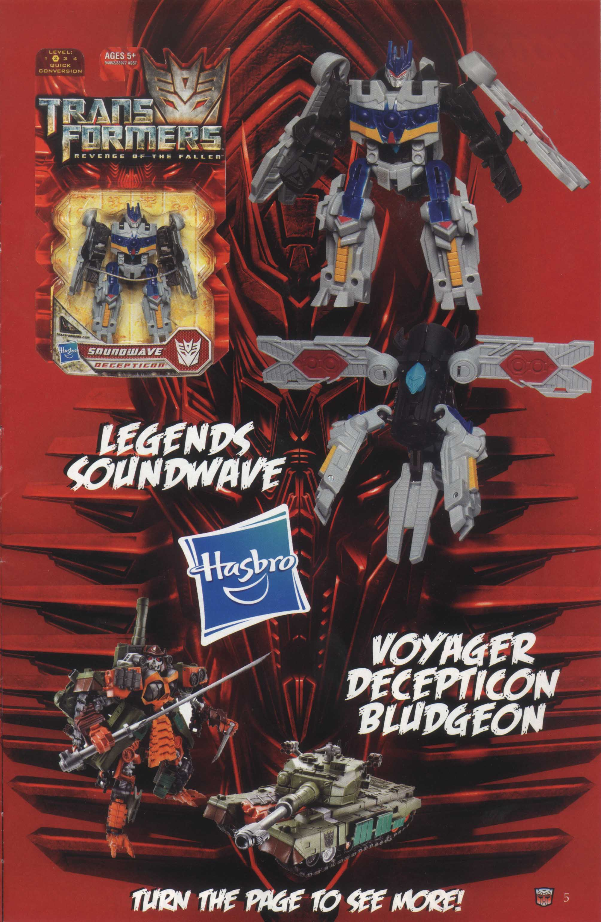 Read online Transformers: Collectors' Club comic -  Issue #29 - 5