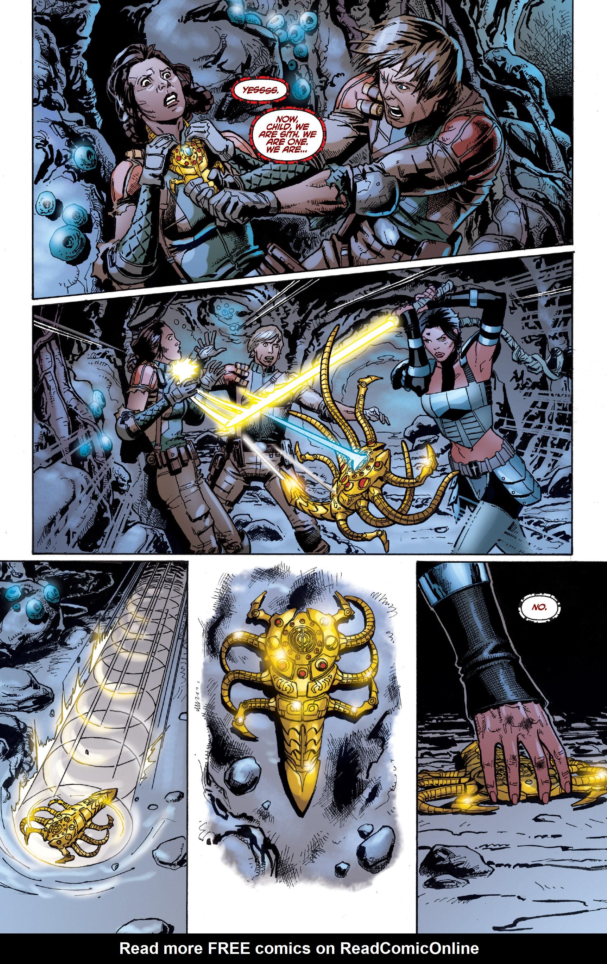 Read online Star Wars Omnibus comic -  Issue # Vol. 20 - 431