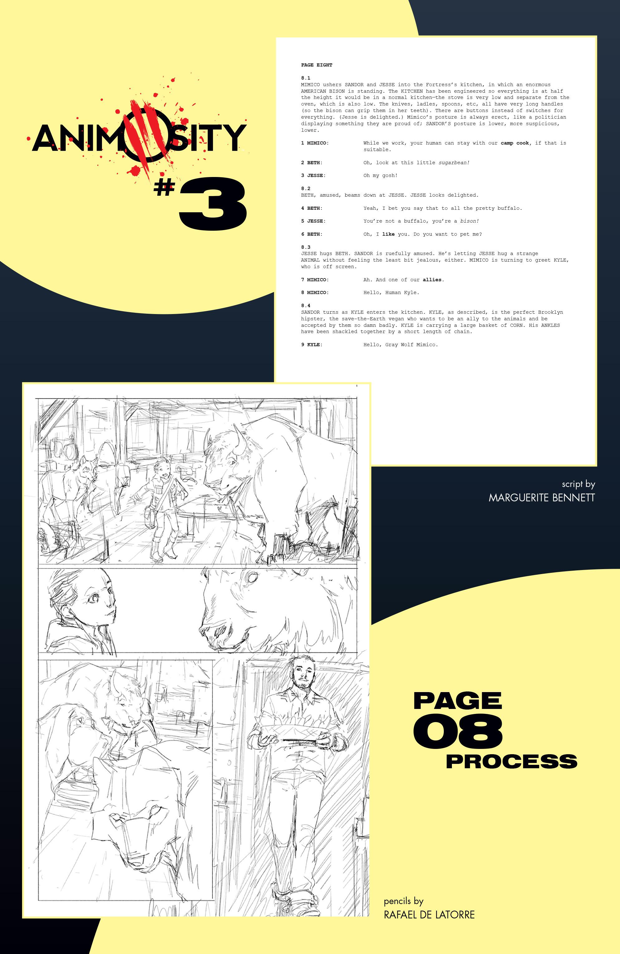 Read online Animosity comic -  Issue #3 - 26