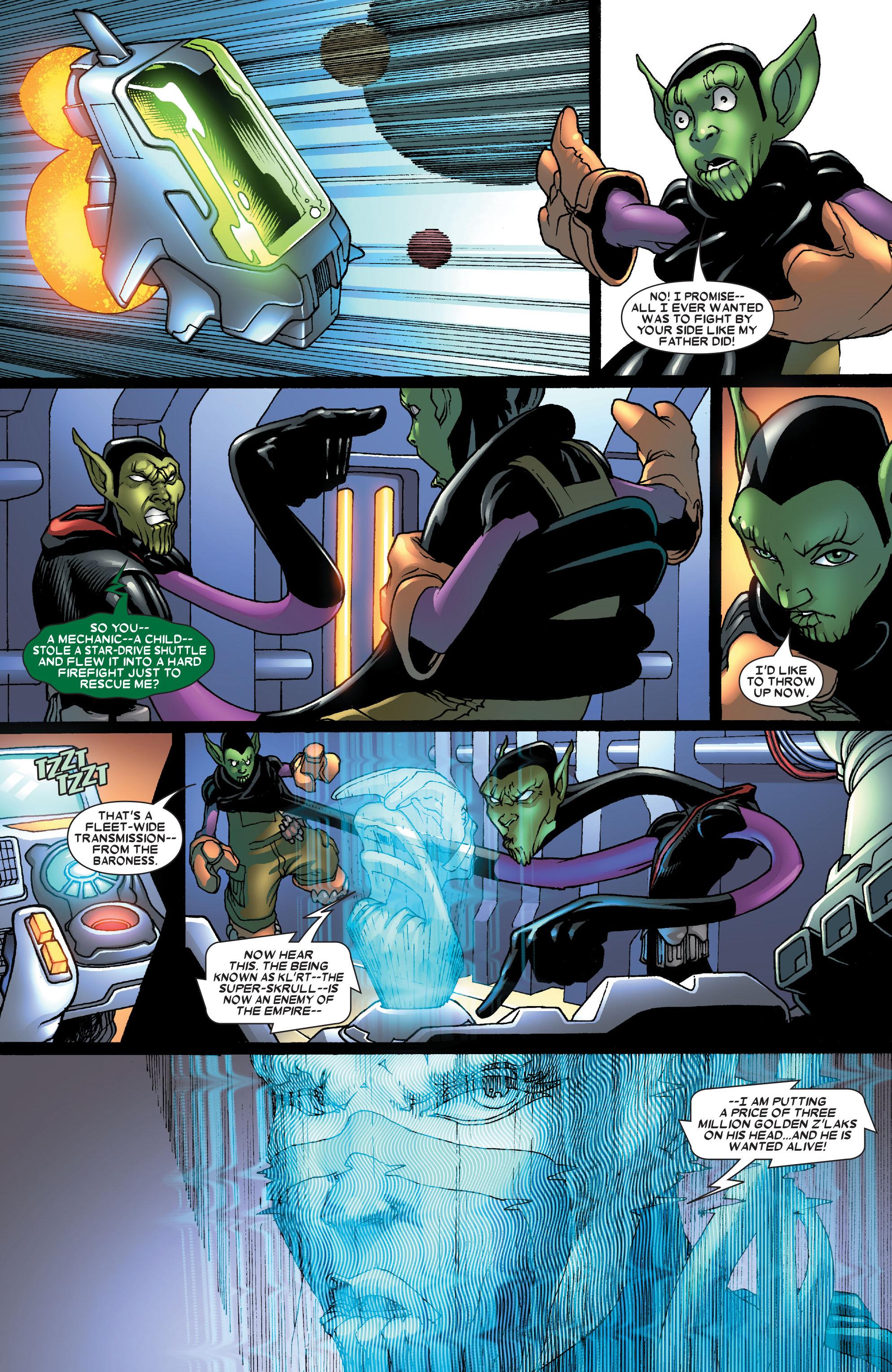 Read online Annihilation: Super-Skrull comic -  Issue #1 - 19