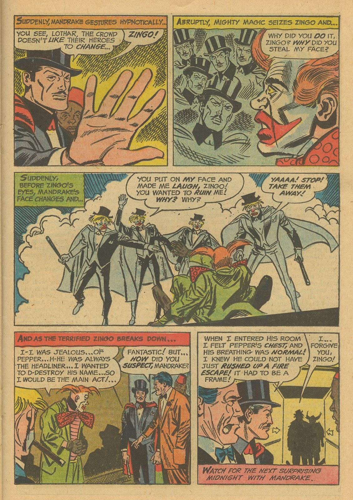 Flash Gordon (1966) issue 2 - Page 23