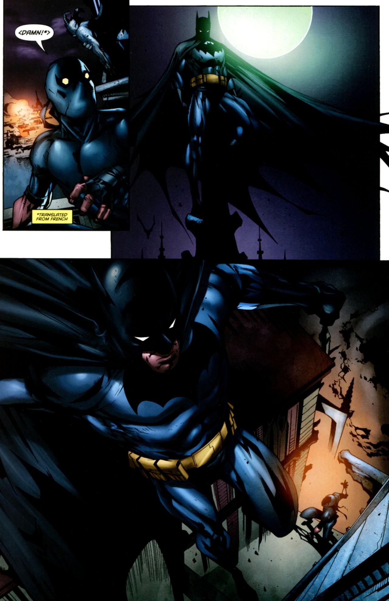 Read online Detective Comics (1937) comic -  Issue # _Annual 12 - 4